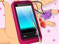 Mobiele telefoon versieren