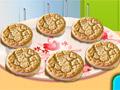 Sara's kookcursus: pindakaaskoekjes